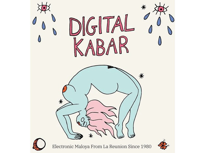 VARIOUS - Digital Kabar [CD]