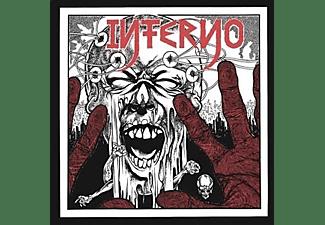 Inferno - TOD UND WAHNSINN (blue vinyl)  - (Vinyl)