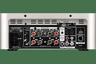 MARANTZ M-CR612 Melody X Hifi Receiver (2 Kanäle, Silber/Gold)