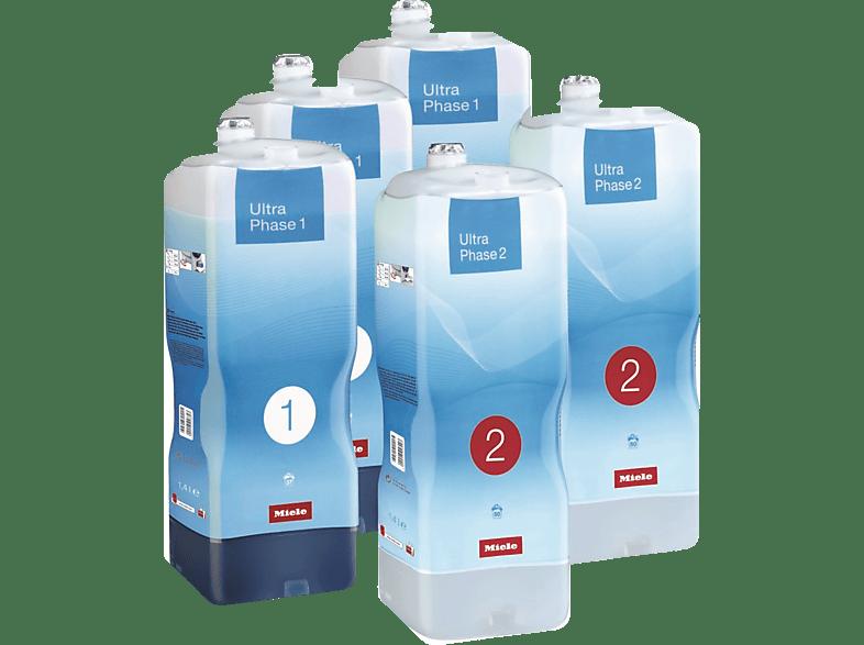 MIELE Set UltraPhase - Miele UltraPhase 1 und 2 Waschmittel