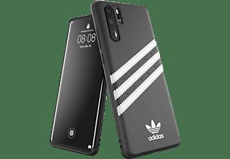 ADIDAS ORIGINALS Moulded Case, Backcover, Huawei, P Smart + (2019), Schwarz/Weiß