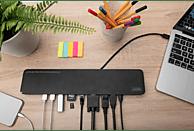 "DIGITUS DA-70868 14"" (Zoll) Type-C™, USB-Dockingstation"