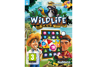 PC - GaMons: Wildlife Saga /D