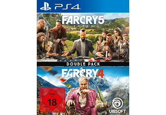 Fry Cry 4/Far Cry 5 (Double Pack) - [PlayStation 4]