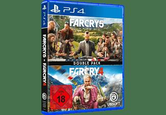 Far Cry 4/Far Cry 5 (Double Pack) - [PlayStation 4]