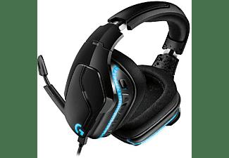 Auriculares gaming - Logitech G G635, Lightsync RGB, Sonido