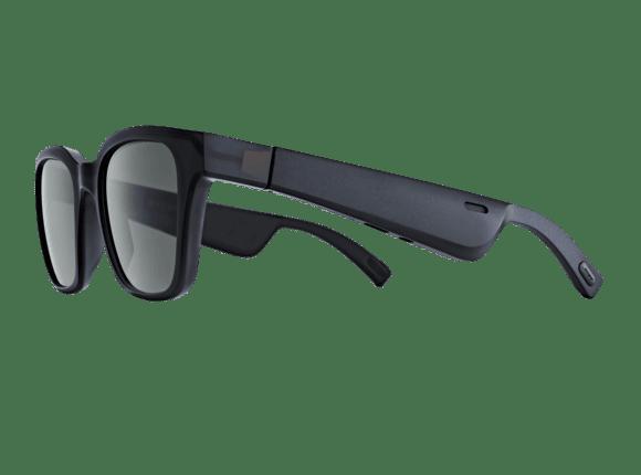 Sonnenbrille Kopfhörer Menü