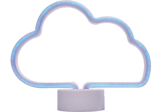 TECHNOLINE Wolke LED Deko Blau