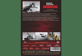 Krieg in Nordafrika DVD