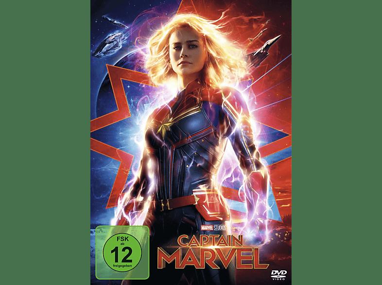 Captain Marvel [DVD]