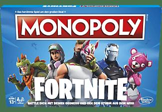 HASBRO GAMING Monopoly Fortnite Gesellschaftsspiel Mehrfarbig