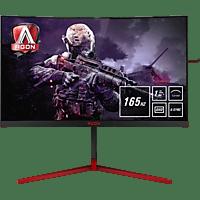 AOC AG273QCG 27 Zoll QHD Gaming Monitor (1 ms Reaktionszeit, G-SYNC, 165 Hz)