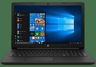 HP 15-da0359ng, Notebook mit 15,6 Zoll Display, Core™ i3 Prozessor, 4 GB RAM, 256 GB SSD, Intel® HD-Grafik 620, Schwarz