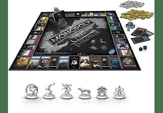 HASBRO GAMING Monopoly Game of Thrones Gesellschaftsspiel Mehrfarbig