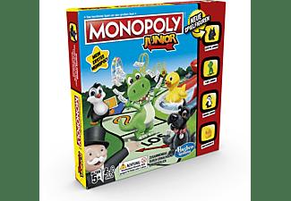 HASBRO GAMING Monopoly Junior Gesellschaftsspiel Mehrfarbig