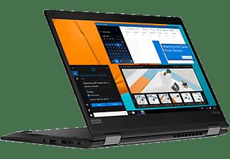 LENOVO Convertible ThinkPad X390 Yoga, schwarz (20NN002EGE)