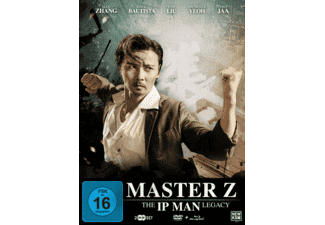 Master Z - The Ip Man Legacy (Exklusiv) - (Blu-ray + DVD)