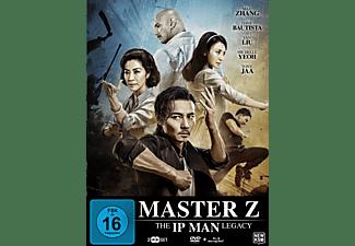 Master Z - The Ip Man Legacy (Exklusiv) [Blu-ray + DVD]
