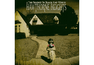 Hawthorne Heights - The Silence In Black And White (Clear Green Vinyl) - (Vinyl)