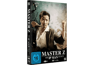 Master Z - The Ip Man Legacy (Exklusives Mediabook) Blu-ray + DVD