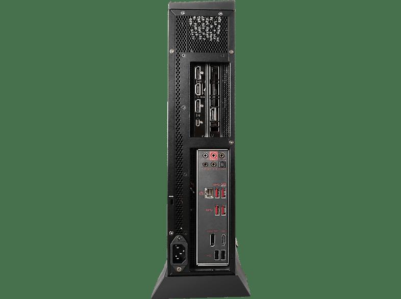 MSI Trident X Plus , Gaming PC mit Core™ i7 Prozessor, 32 GB RAM, 512 GB SSD, 2 TB HDD, GeForce® RTX™ 2080, 8 GB