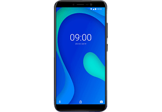 WIKO Y80 16 GB Anthracite Blue Dual SIM