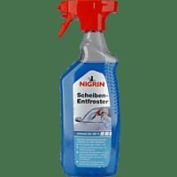 NIGRIN 73985 Scheibenentfroster 750 ml Scheibenentfroster, Blau