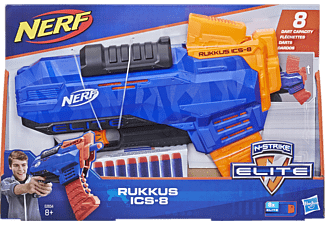 NERF Nerf N-Strike Elite Rukkus ICS-8 Blaster Mehrfarbig