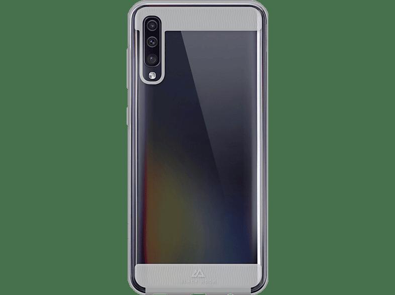 BLACK ROCK Air Robust , Backcover, Samsung, Galaxy A50, Galaxy A30s, Polycarbonat, Thermoplastisches Polyurethan, Schwarz
