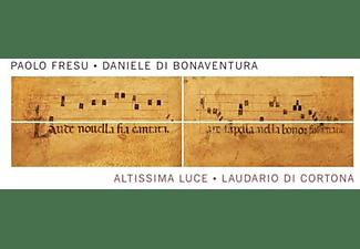 Paolo Fresu \ Daniele Di Bonaventura \ Marco Bardoscia \ Michele Rabbia \ Orchestra Da Camera Di Perugia \ Coro Armoniosoincanto - Altissima Luce-Laudario Di Cortona  - (CD)