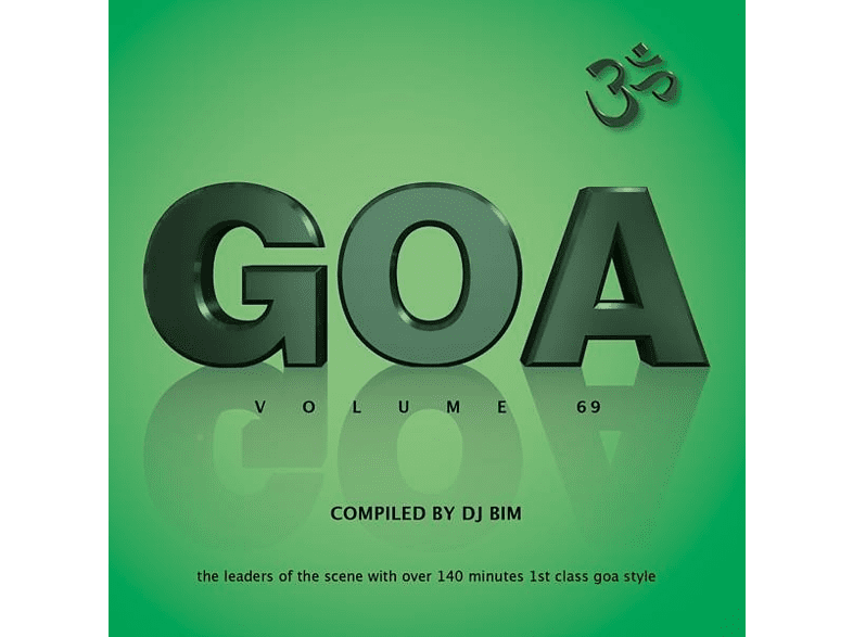 VARIOUS - Goa Vol.69 [CD]