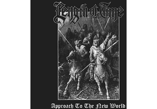 Length Of Time - Approach To The New World (Violet)  - (Vinyl)