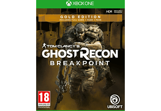 Tom Clancy's Ghost Recon Breakpoint Gold Edition für Xbox One