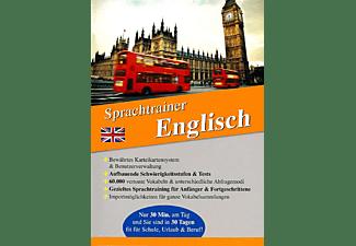 Sprachtrainer - Englisch - [PC]