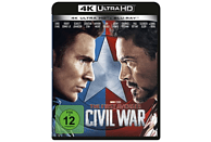 The First Avenger: Civil War [4K Ultra HD Blu-ray + Blu-ray]
