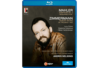 Andris/wiener Philharmoniker/+ Nelsons - Nelsons conducts the Wiener Philharmoniker  - (Blu-ray)
