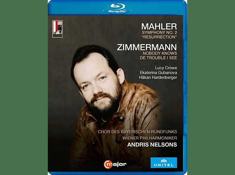 Andris/wiener Philharmoniker/+ Nelsons - Nelsons conducts the Wiener Philharmoniker [Blu-ray]