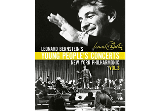 Leonard Bernstein - Young People's Concerts,Vol.3  - (Blu-ray)