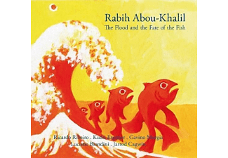 Rabih Abou-khalil - The Flood And The Fate Of The Fish  - (CD)