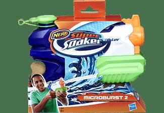 NERF Super Soaker Microburst II Blaster Mehrfarbig