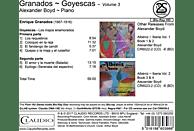 Alexander Boyd - Granados-Goyescas [Blu-ray Audio]