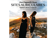 Duo Paganelli Filosa - Sites Auriculaires [CD]
