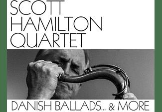Scott Hamilton - Danish Ballads  & More (150g Vinyl)  - (Vinyl)