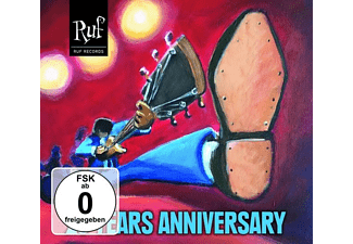 VARIOUS - 25 Years Anniversary  - (CD + DVD Video)