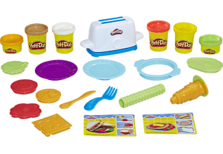 PLAY-DOH Play-Doh Toaster Knete, Mehrfarbig