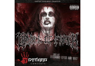 Cradle Of Filth - Live At Dynamo Open Air 1997  - (CD)