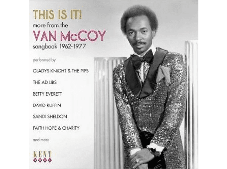 VARIOUS - THIS IS IT! MORE FROM THE VAN MCCOY SONGBOOK 1962- [CD]