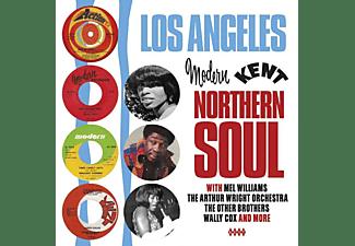 VARIOUS - LOS ANGELES MODERN KENT NORTHERN SOUL (BLACK VINYL  - (Vinyl)