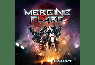 Merging Flare - Revolt Regime  - (CD)