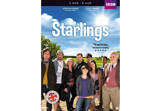 Starlings: Seizoen 1 - DVD